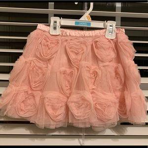 Other - Gap rose tutu skirt 4 year